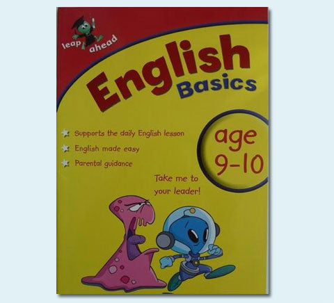 Leap Ahead: English Basics 9-10