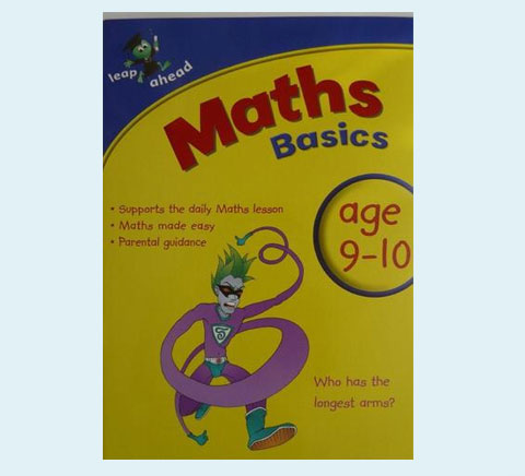 Leap Ahead: Maths Basics 9-10