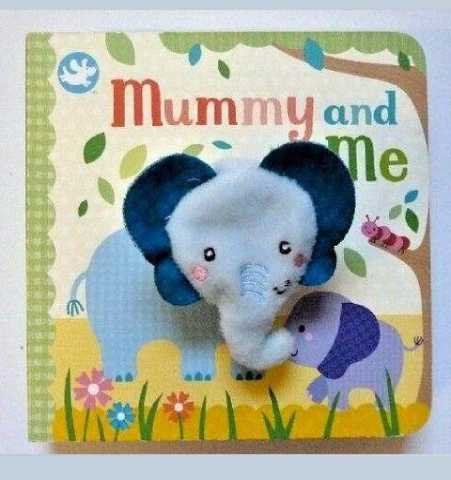 Mummy and Me Puppet Book