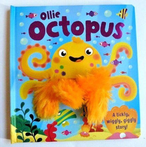 Ollie the Octopus (Wiggly Fing...)