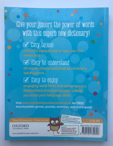 Oxford Junior Illustrated Dictionary