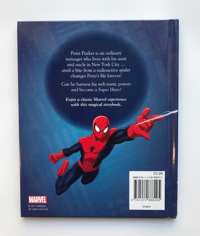 Marvel -SpiderMan Story Book