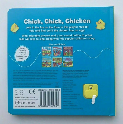 Chicken Sound Book