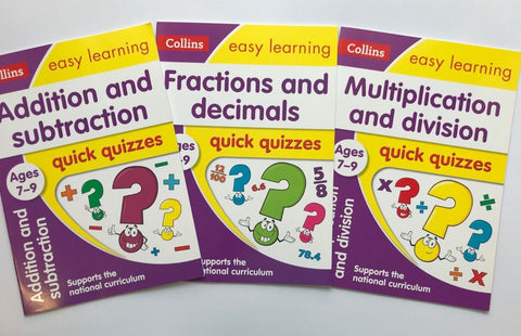 multiplication and division ages 79 new edition collins easy learning ks2