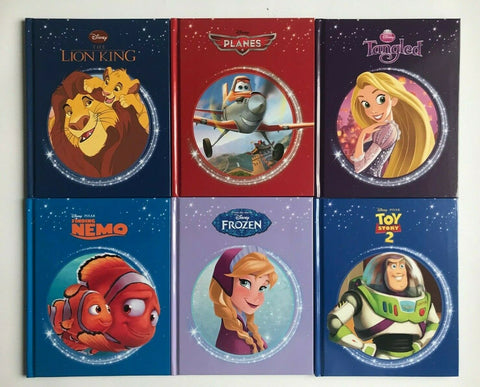 Disney Story Books Pack Ages 4+