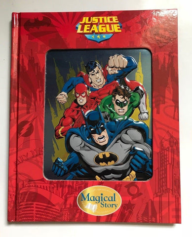 Disney Justice League Story Book