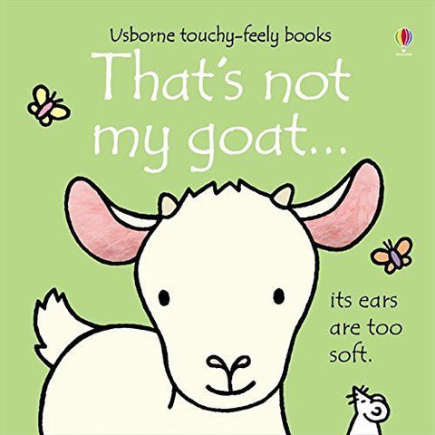 Usborne Touchy-Feely That's Not My Goat