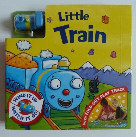 Little Train Wind Up Toy