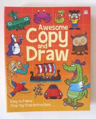 Learning Drawing Copy Draw Step by Step Instructions XMAS Gift Boys Girls 3