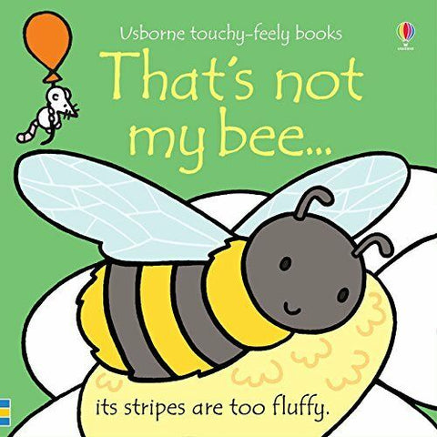 Usborne Touchy-Feely That's Not My Bee