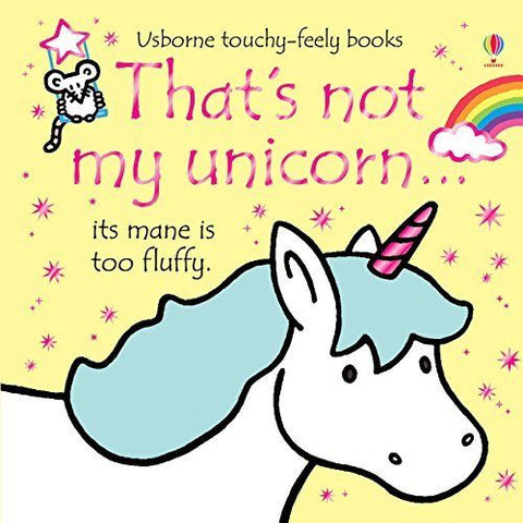 Usborne Touchy-Feely That's Not My Unicorn