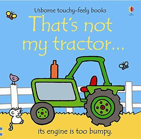 Usborne Touchy-Feely That's Not My Tractor