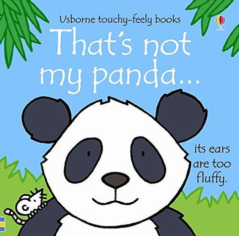 Usborne Touchy-Feely That's Not My Panda
