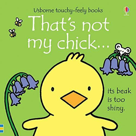 Usborne Touchy-Feely That's Not My Chick