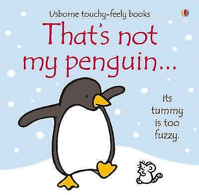 Usborne Touchy-Feely That's Not My Penguin