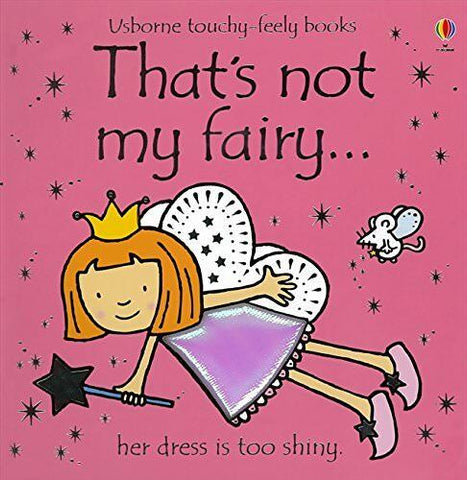 Usborne Touchy-Feely That's Not My Fairy