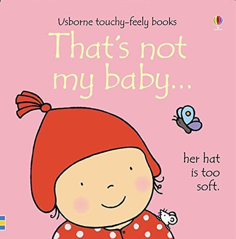 Usborne Touchy-Feely That's Not My Baby (Girl)