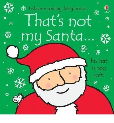 Usborne Touchy-Feely That's Not My Santa