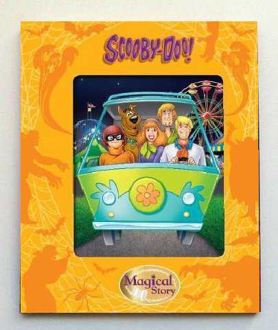 Scooby-Doo Story Book