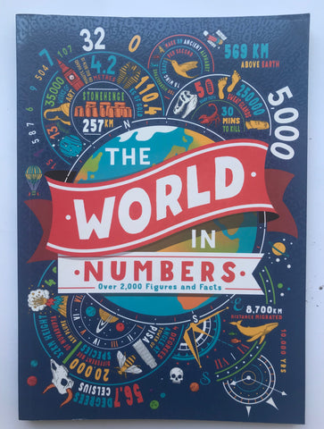 The World in Numbers Book