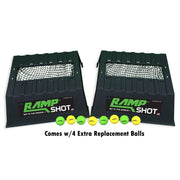 RAMPSHOT PLUS GAME SET (INCLUDES EXTRA SET OF BALLS)