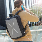 Antitheft Backpack Briefcase 2 σε 1