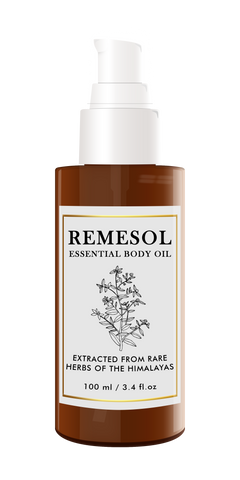 Remesol Massage Oil