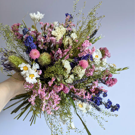 Dried Flower Bouquet {Cupid's Blooms}