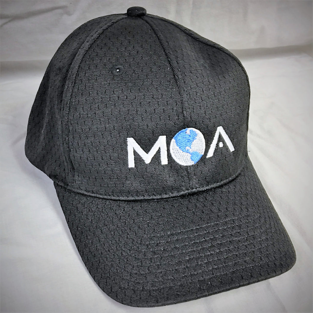 Pro Mesh Mid Profile Structured Cap