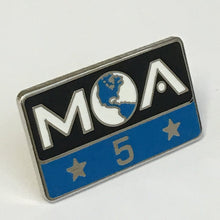 BMW MOA Anniversary Pins