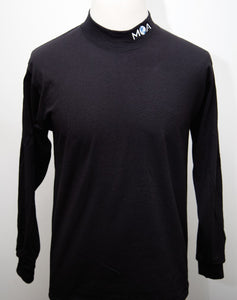 Men's Mock Turtle Neck Tee