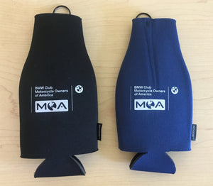 MOA Club Bottle Koozie
