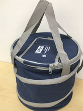 Koozie Collapsible Round Cooler Bag