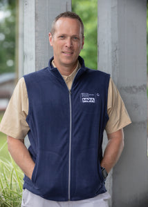 Men's Microfleece Vest
