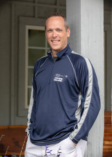 Mens Cool & Dry 1/4 Zip Pullover