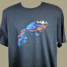 Men's Double R Tee Shirt Blue or White