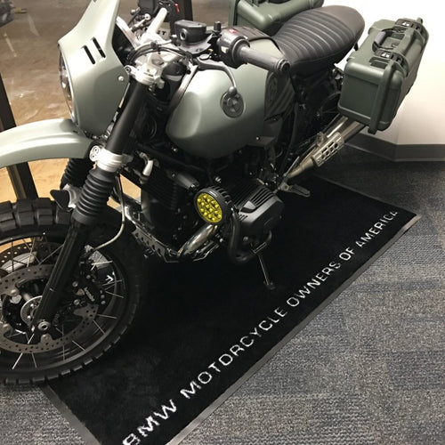 BMW MOA Garage Shop Floor Mat