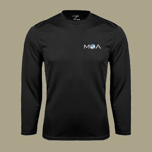 Men's Syntrel Long Sleeve Wicking Tee