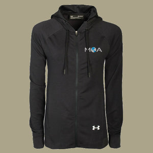 Women's Under Armour Full Zip Hoodie