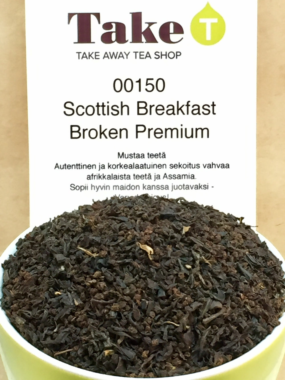 Scottish Breakfast Broken Premium