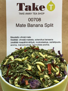 Mate Banana Split