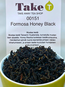 Formosa Honey Black