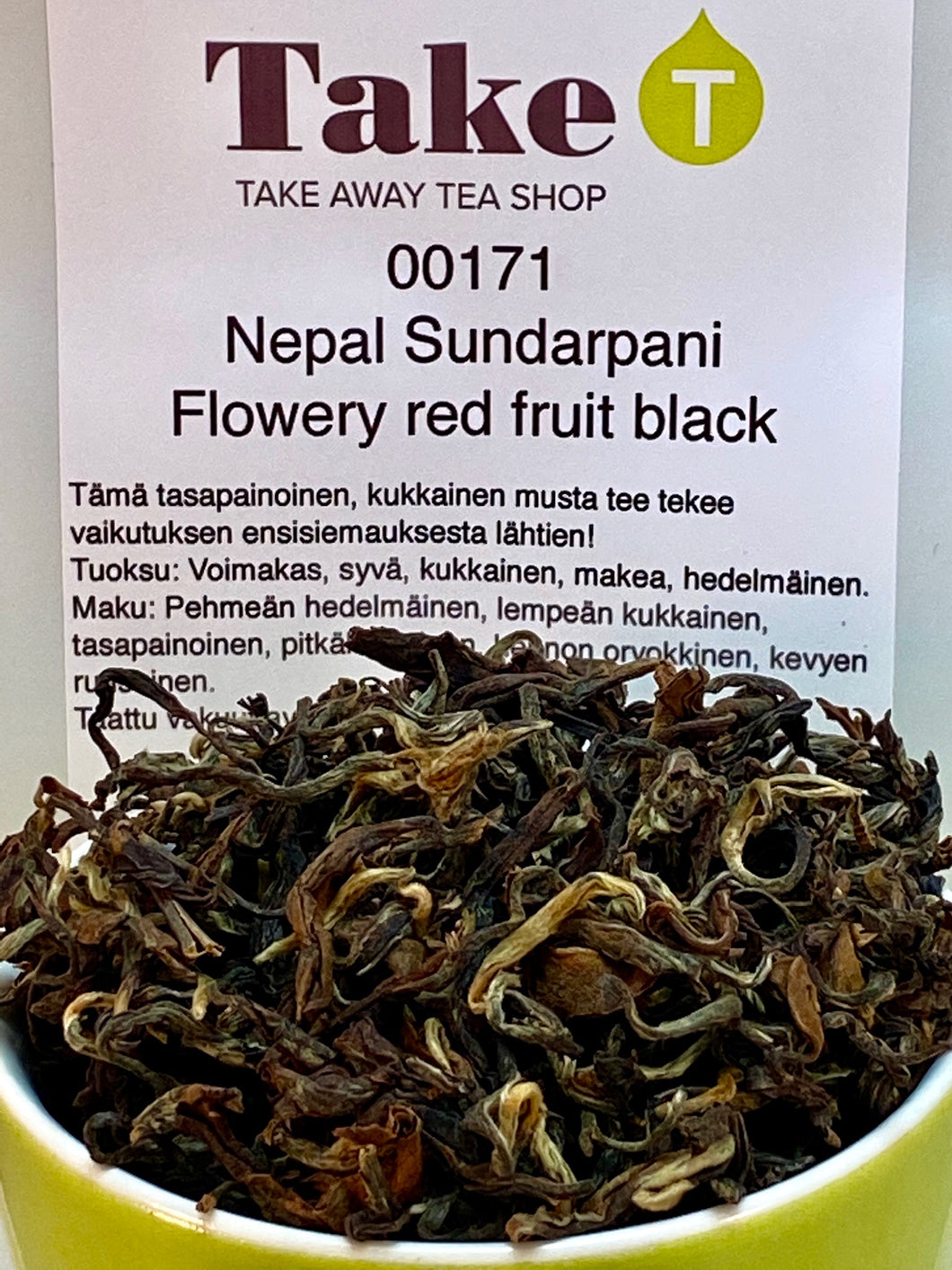 Nepal Sundarpani Flowery Red Fruit Black Tea