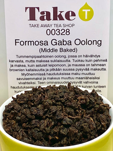 Formosa Gaba Oolong (middle baked)