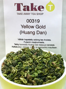 Yellow Gold Huang Jin Gui