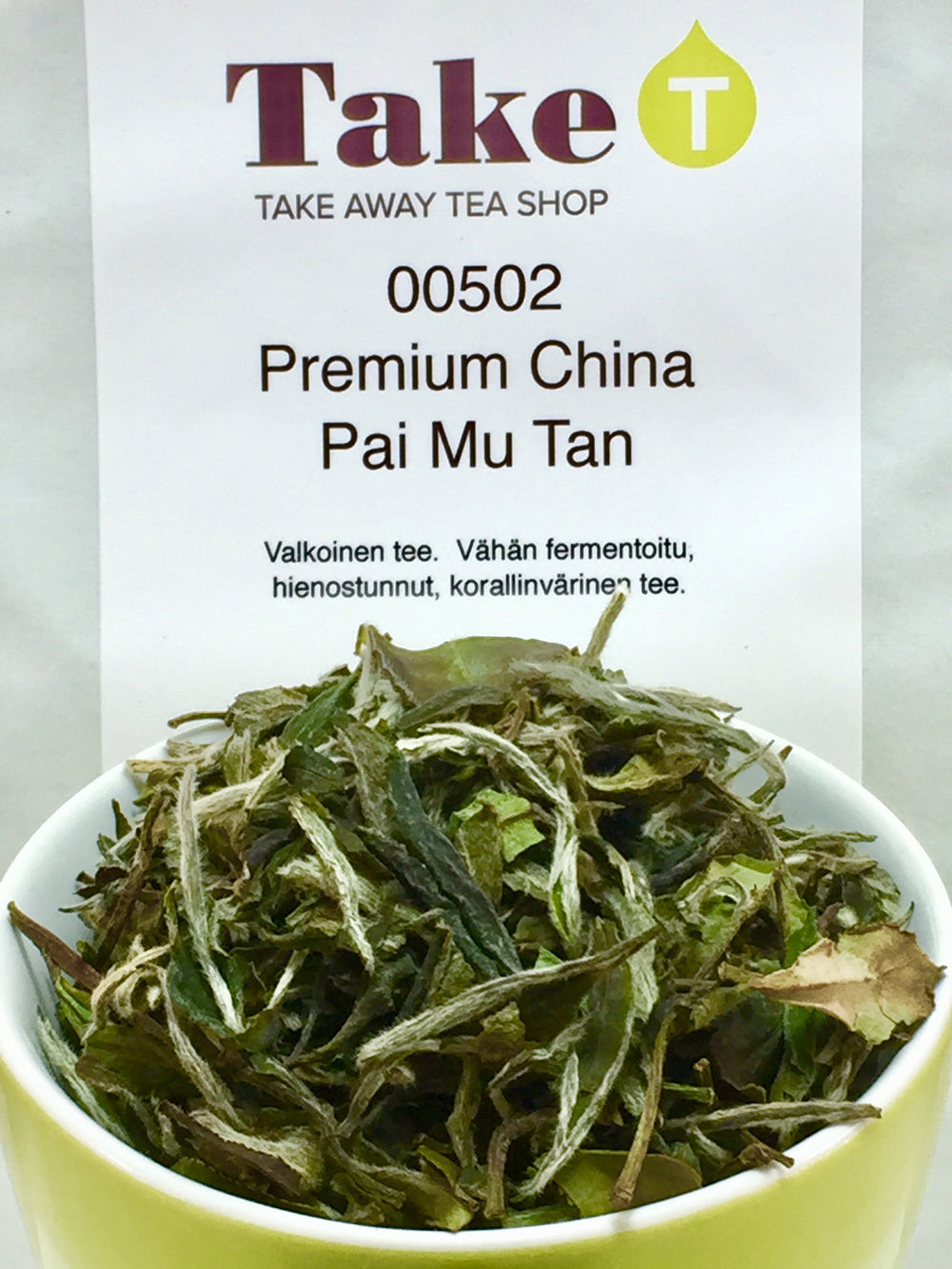 Premium China Pai Mu Tan