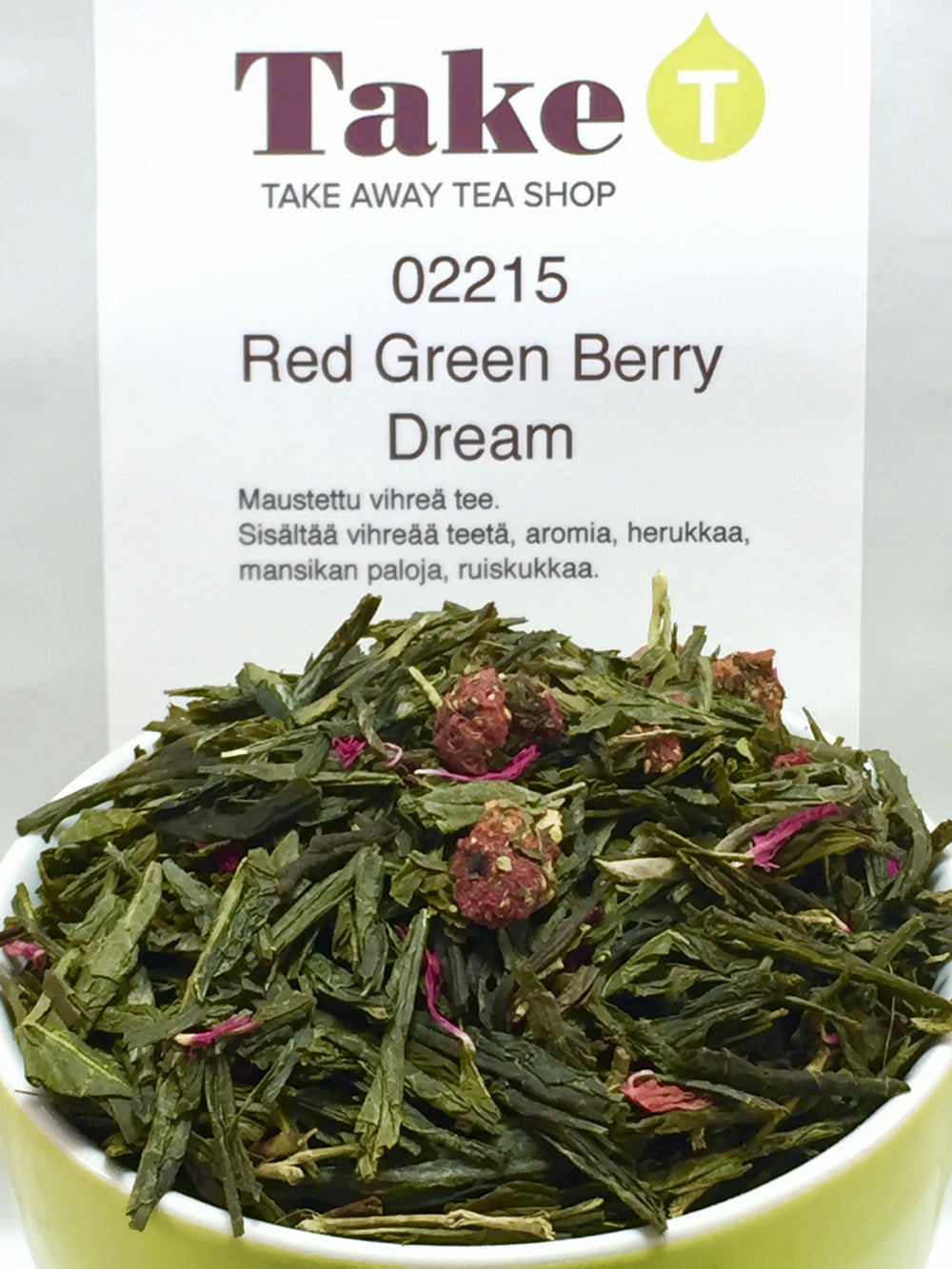Red Green Berry Dream