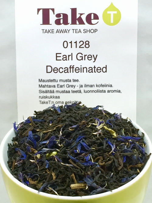 Earl Grey Decaffenaited
