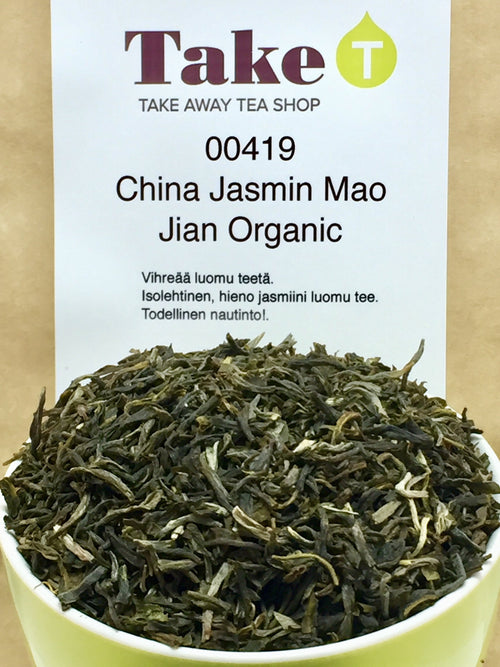 China Jasmin Mao Jian Organic