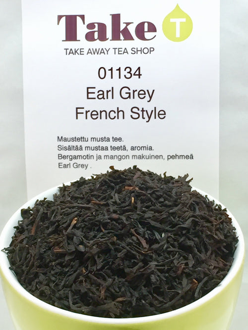Earl Grey French Style
